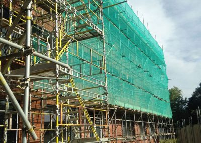 HAKI Stair tower scaffolding