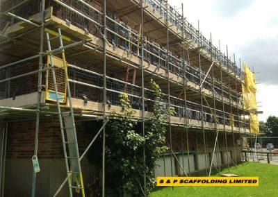 School scaffolding